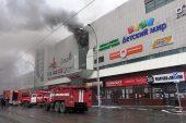 Rusya'nın Kemerovo kentinde Patlama Sonucu 48 kişi öldü
