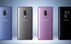 Galaxy S9 ve S9 + S6, S7 Yedek olarak Parlak  Olabilir