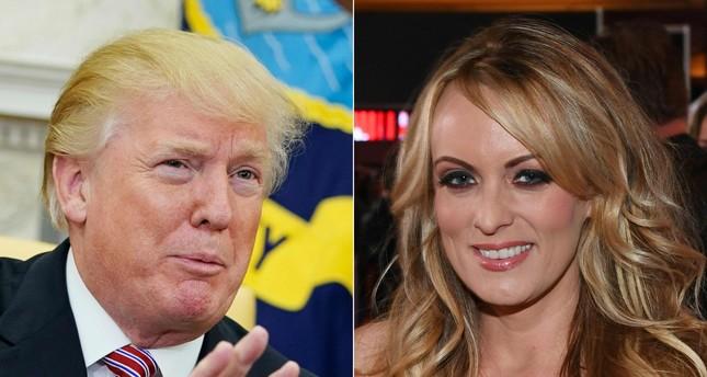 Trump, Stormy Daniels'a ödeme yapmadığını söyledi.