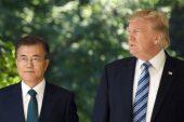 Güney Kore cumhurbaşkanıyla görüştükten sonra 'işler yolunda gidiyor' diyor