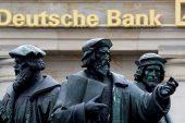 Deutsche Bank net karda keskin düşüş kaydetti