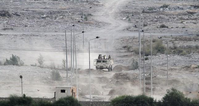 Mısırda Çatışma 8 Asker Öldü