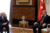 Erdoğan, MHP genel başkanı Bahçeli ile seçimleri tartıştı