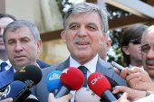 Eski Cumhurbaşkanı Gül, cumhurbaşkanlığı adaylığını reddetti