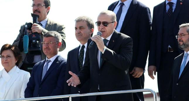 Erdoğan: İsrail bir 'terör devleti'