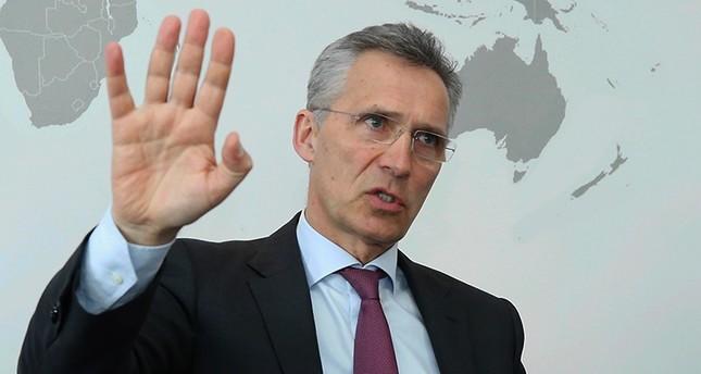 Stoltenberg, NATO müttefiklerine Türkiye'ye daha fazla destek sağlamak için çağrıda bulundu