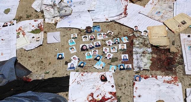 Afganistanda Bombalı Saldırı 31 Ölü