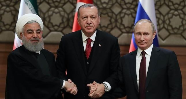 Türkiye, Rusya ve İran, ittifakı her ne pahasına olursa olsun koruyor