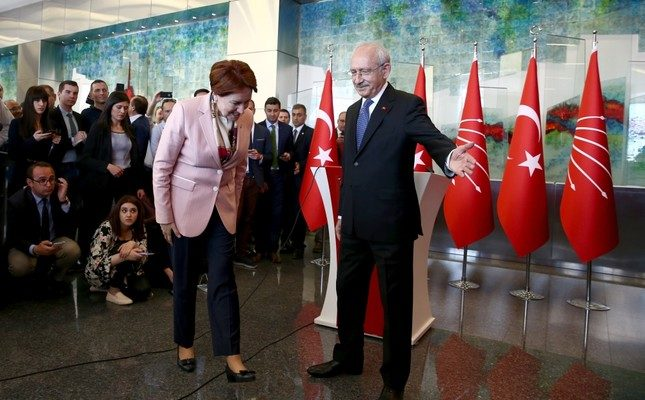 Muhalefet, Erdoğan aleyhinde ortak adayın etrafında birleşemedi