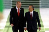 Erdoğan 3 Günlük Özbekistan Ziyaretinde