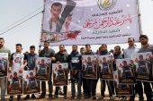 Gaziler yeni protesto için İsrail ile sınırlara akın ediyor