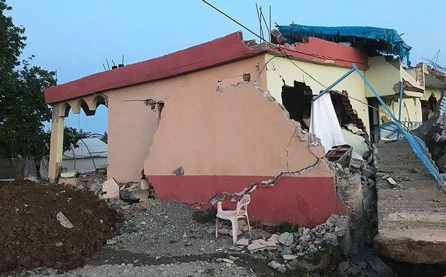 Adıyamanda 5.1 Büyüklüğünde Deprem