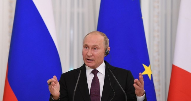Putin, Rusya'nın pişmanlıklarının Trump-Kim zirvesinin iptalini söyledi