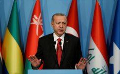 Erdoğan, Filistinliler İçin  Yardım Kampanyası Düzenliyor