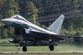 Almanya'nın sadece 4 tane savaşmaya hazır Eurofighter jeti var