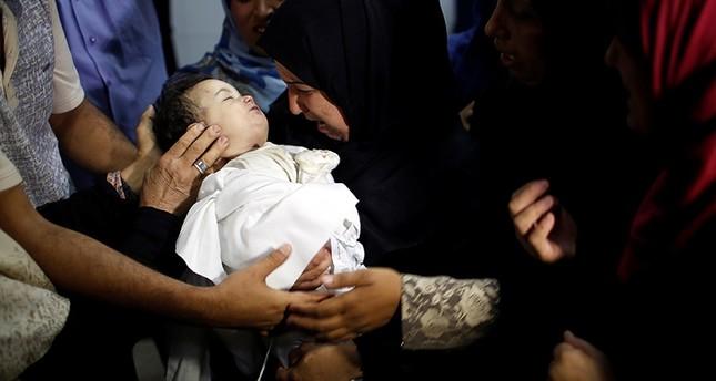 61 Filistinli Ölmesi Sonrası Protestolar Devam Ediyor
