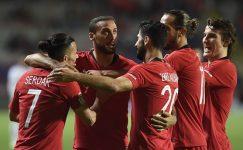 Türkiye milli futbol takımı İran'ı 2-1 mağlup etti