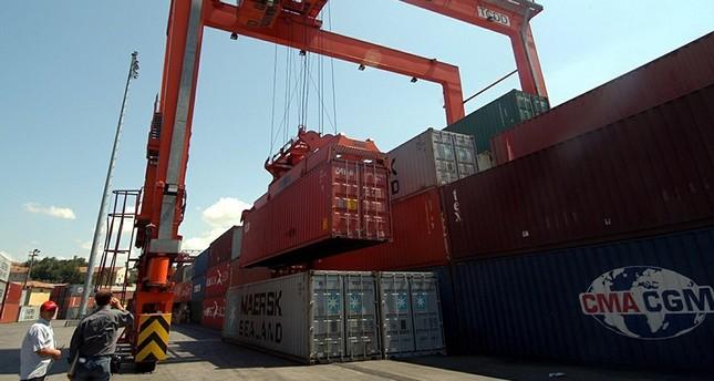 Türkiye'nin nisan ayı ihracatı yıllık% 15 artışla 13.55 milyar $ 'a ulaştı