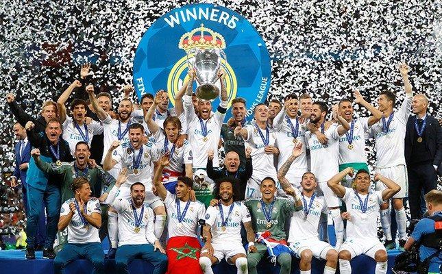 Real Madrid Üst Üste 3. Kez Şampiyonlar Ligi Şampiyonu