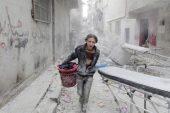 Esad rejimi muhalefet alanlarındaki varil bombalarını düşürüyor