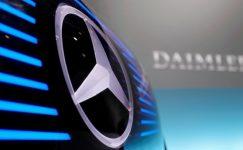 Mercedes 774 Bin Aracı Geri Çağırdı