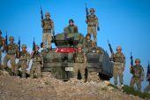 Kuzey Iraktaki PKK Merkezine İlerleniyor