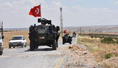 Suriye'nin Manbij'indeki Türk devriyeleri ikinci turda