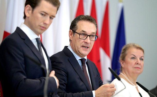 Avusturyalı aşırı sağcı lider AB'yi Rusya yaptırımlarına son vermeye çağırdı
