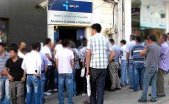 Mart ayında Türkiye'nin işsizlik oranı yüzde 10,1'e düştü