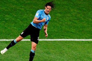 Uruguay Çeyrek Finalde