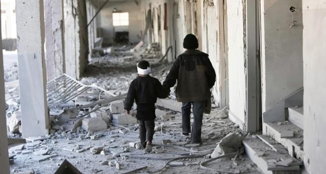 BM, Suriye krizinde 7000'den fazla çocuğun ölümünü doğruladı