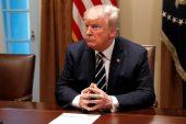 Trump, Rusya 'nın seçimlere katılmayı kabul ettiğini, Helsinki' misspoke 'nu kabul ettiğini söyledi