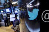 Twitter, 2013 yılında halka açıldığından beri yüzde 20.5, en büyük 2. kayıp