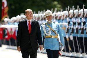 Erdoğan Yeni Kabineyi Pazartesi Açıklayacak