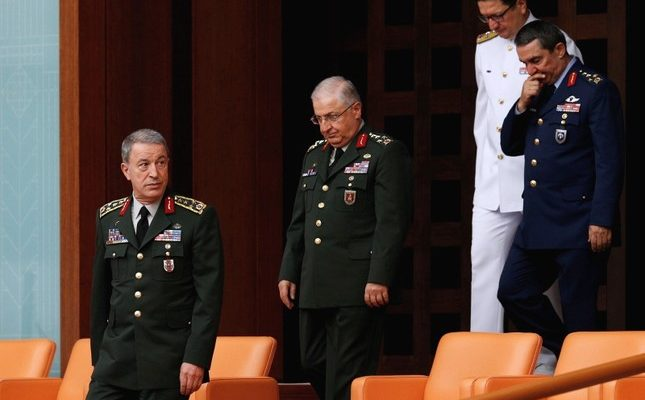 Yaşar Güler, Türkiye'nin yeni Genelkurmay Başkanı olarak atandı