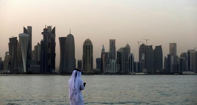 Katar hisseleri Körfez yarığından zarar görmeyi telafi ediyor