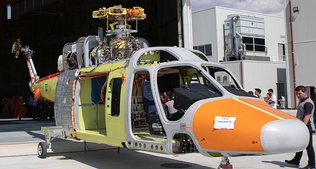 Türkiye'nin T625 Çok Yönlü Helikopterinin Prototipi yer testlerini tamamladı