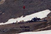 İsviçre Alpleri'nde vintage uçak kazasında 20 kişi öldü
