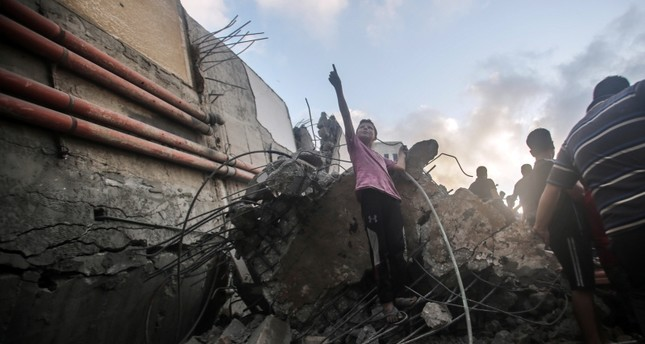İsrail ve Hamas, Gazze'yi alevlendirmek için ateşkes anlaştı