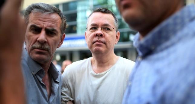 Türk mahkemesi, ABD papazının serbest bırakılması için temyizi reddetti