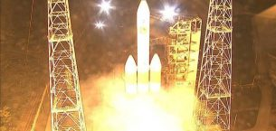 """NASA, """"Güneşe Dokunmak"""" için tarihi Parker Güneş Probu'nu patlatıyor"""