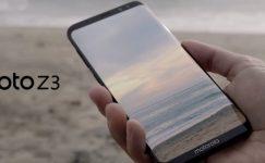 Moto Z3 telefon, Verizon 16 Ağustos'ta satıyor ve 5G geliyor