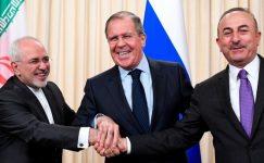 Türkiye, Rusya, İran New York'ta buluşacak