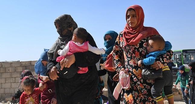 Erdoğan, İdlib'de her gün binlerce eve dönüyor