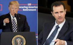 Trump, Assad'ın suikasta uğramasını istedi, ünlü Watergate muhabiri diyor