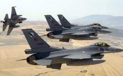 Türk jetleri, 11 PKK teröristini 'etkisiz hale getirdi'
