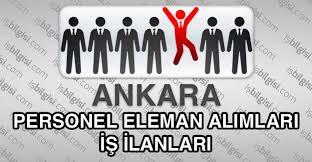 Ankara İş İlanları