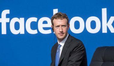 Skandallar Facebook'u bozuyor