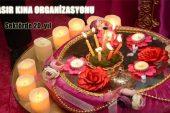 Farklı Etkinlikler İle Düzenlenen Kına Organizasyon