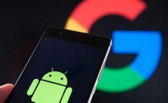 Google, Android üzerinden AB'ye kayıt yaptırdı